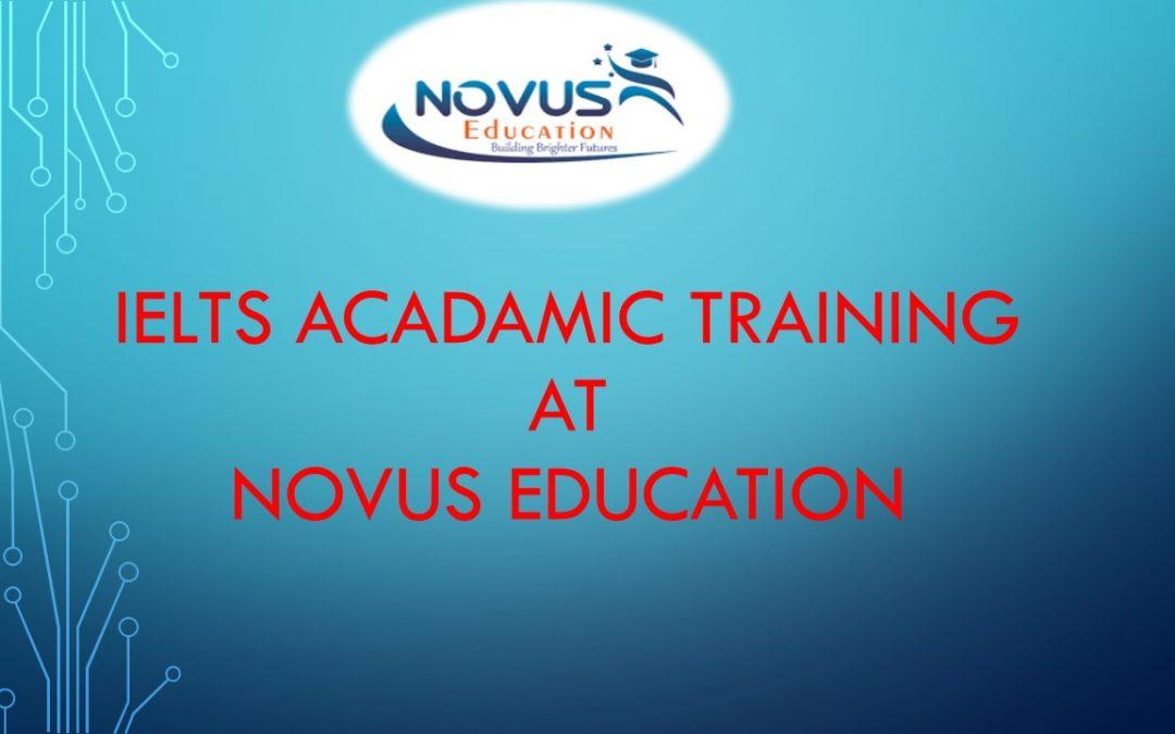 IELTS Academic Training