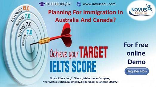 IELTS General for Canada PR