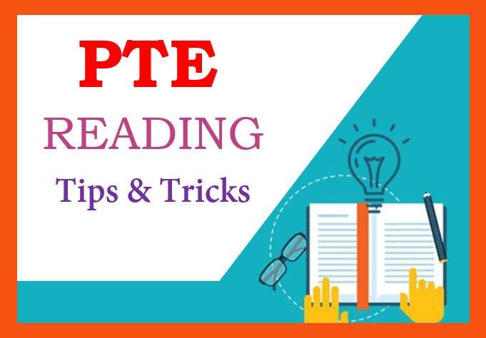 PTE Reading Tips