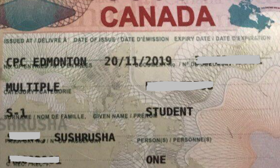 Sushrusha student visa Novus Education